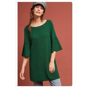 Anthropologie Chester Bell Sleeve Tunic